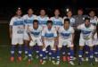 El equipo que logró el primer triunfo en la segunda etapa de Carlos Roldán. (Foto: Facebook de Gimnasia).