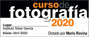 Curso de Fotografía 2020